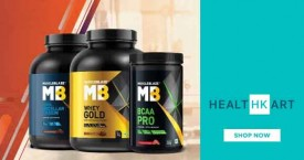 Healthkart Hot Deal : Get 40% OFF on MuscleBlaze Raw Whey Protein