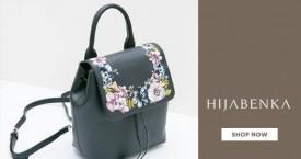 Hijabenka Hijabenka Offer : Get Upto 60% OFF on Women's Backpack