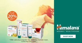 Himalayastore All Users : Get 20% OFF on Selected Products