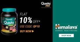 Himalayastore Quista Pro Whey Protein : Save Flat 10% on Your Purchase