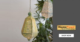 Home town Hometown Offer : Get Upto 65% OFF on Lamps And Lightings