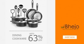 Ibhejo Mega Deal : Dining & Cookware Upto 63% Off
