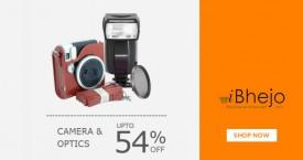 Ibhejo Summer Sale : Upto 54% Off on Cameras & Optics