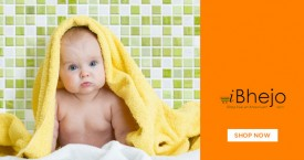 Ibhejo Hot Deal : Save Upto 25% OFF on Bath & Skincare For Baby