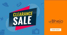 Ibhejo IBhejo Clearance Sale : Get Upto 65% OFF on Almost All The Products