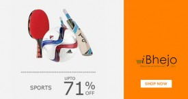 Ibhejo Best Offer : Upto 71% Off on Sports Items