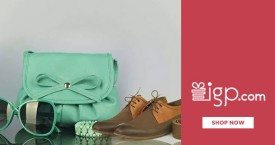 Indiangiftsportal IGP Sale : Get Upto 60% OFF on Selected Products