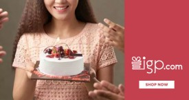 Indiangiftsportal IGP Offer : Birthday Gifts For Women Starts At Rs.150