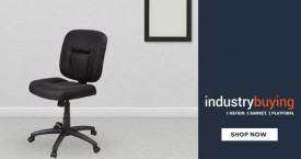 Industrybuying IB Exclusive Launch Offer : Office Chairs Starting From Rs. 1955