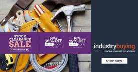Industrybuying IB Stock Clearance Sale : Get Upto 30% OFF Upto Rs.4000 |15% OFF Upto Rs.2500