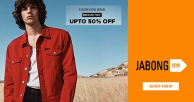 Jabong Jabong Best Deal : Upto 50% OFF on Calvin Klein Jeans