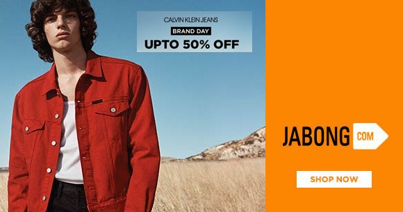 26cc4a87032 Special Offer - Jabong Best Deal : Upto 50% OFF on Calvin Klein Jeans