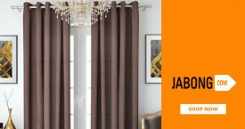 Jabong Best Price : Get Min 50% OFF on Curtains And Sheers