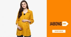 Jabong Special Deal : Upto 35% OFF on Maternity Wear