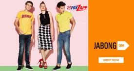 Jabong Jabong Payzapp Offer : Get 10% Cashback Upto Rs. 250