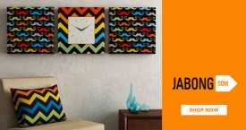 Jabong Special Offer : Get Min 40% OFF on Wall Decor