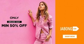 Jabong Best Deal : Upto 50% OFF on ONLY Women's Clothing