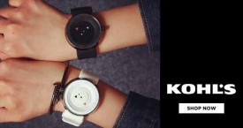Kohls Online Exclusive Offer : Upto 25% OFF on Watches
