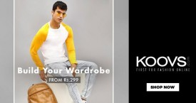 Koovs Build Your Wardrobe - Starting From Rs. 299