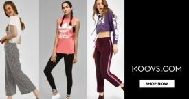 Koovs Best Price : Women Trousers & Leggings Starting From Rs. 999