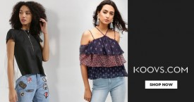 Koovs Apparel Sale - Upto 70% OFF