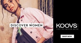 Koovs Women's Apparels And Accessories - Upto 20% OFF