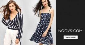 Koovs Get Extra 20% Off on Min. Purchase of Rs. 3200 & Above