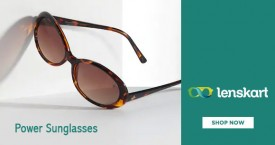 Lenskart Best Price : Power Sunglasses From Rs. 1799