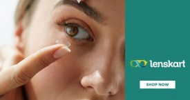 Lenskart June Offer : Extra 15% Off on 4+ Boxes of Contact Lenses.