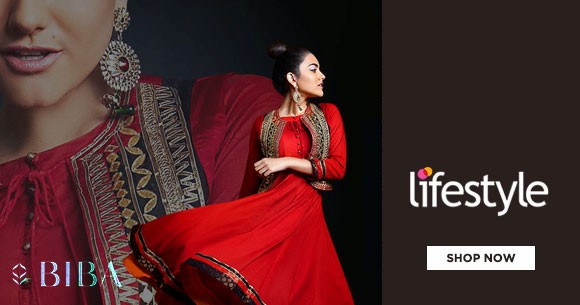 Special Offer : Upto 50% OFF on Biba Women's Wear