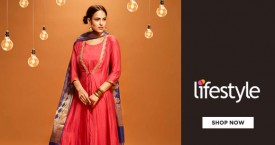Lifestyle HDFC Bank Offer : Get 15% OFF + Extra 10% Cashback on Orders Above Rs. 2499