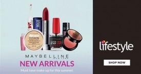 Lifestyle Maybelline New Arrivals : Make Up Lips, Eyes, Nails, Face, Skincare