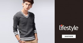 Lifestyle Min 40% OFF on Best Of Brands