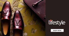 Lifestyle Lifestyle Exclusive Offer : Shoes And Bags Upto 70% OFF + Additional 20% OFF + 10% Cashback