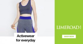 Limeroad Upto 50% OFF on Activewear