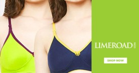 Limeroad Bras & Panty Combos Under Rs. 599