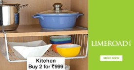 Limeroad Kitchenware - Buy 2 For Rs. 999