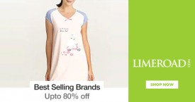 Limeroad Upto 80% OFF on Lingerie