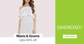 Limeroad Maxi & Gowns At Best Prices.