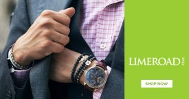 Limeroad Limeroad Sale : Men's Essential Store Upto 40% - 80% OFF