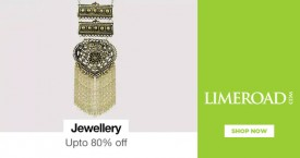 Limeroad Best Deals On Jewellery At Limeroad