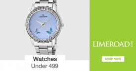 Limeroad Watches Under Rs. 499