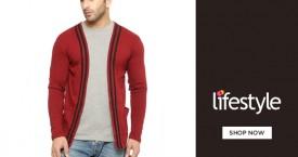 Lifestyle Buy Men's Top Wear - Upto 50% OFF