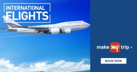 Makemytrip International Travel Sale: Get Upto Rs. 20,000 OFF on International Flights