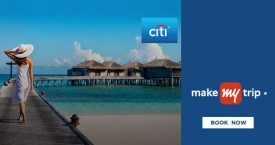 Makemytrip HDFC Credit Card Offer: Earn 5X Rewards Points on MMT