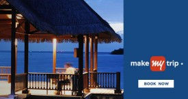 Makemytrip HDFC Bank Credit Cards : Flat Rs. 1,350 Instant Discount on Domestic Hotel Bookings
