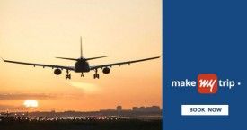 Makemytrip Domestic Flights : Flat Rs. 600 Instant Discount at Order Value between Rs. 15,000 - Rs. 20,000
