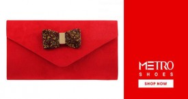 Metroshoes Hot Deal : Women's Matching Bags Starting at Rs.1290