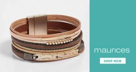 Maurices Exclusive Offer : Buy 1 Get 50% Off on jewellery