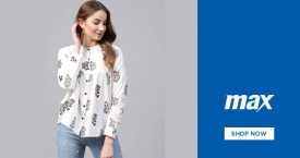 Maxfashion Best Price : Tunics Starting From Rs. 699